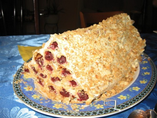 Торт изба рецепт в домашних условиях